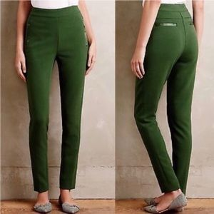 Anthropologie Charlie Skinny Trousers Cartonnier 6